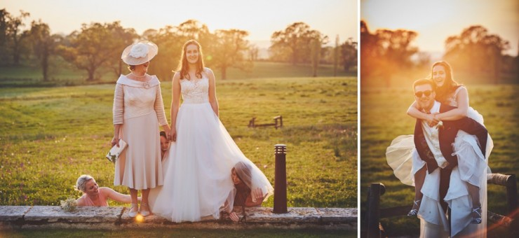 documentary wedding photography from Rockbeare manor