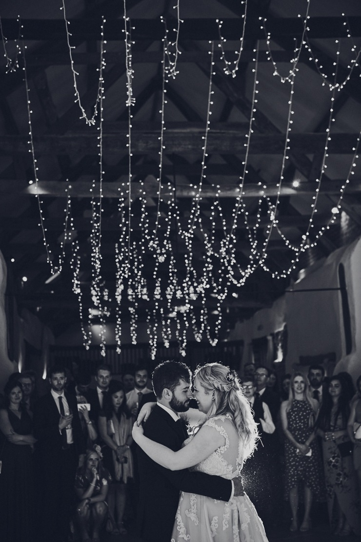 Wedding photography at The Corn Barn devon
