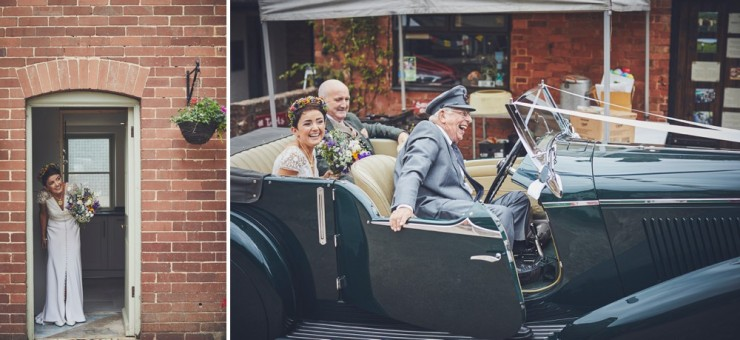 documentary wedding photography from west town farm Exeter