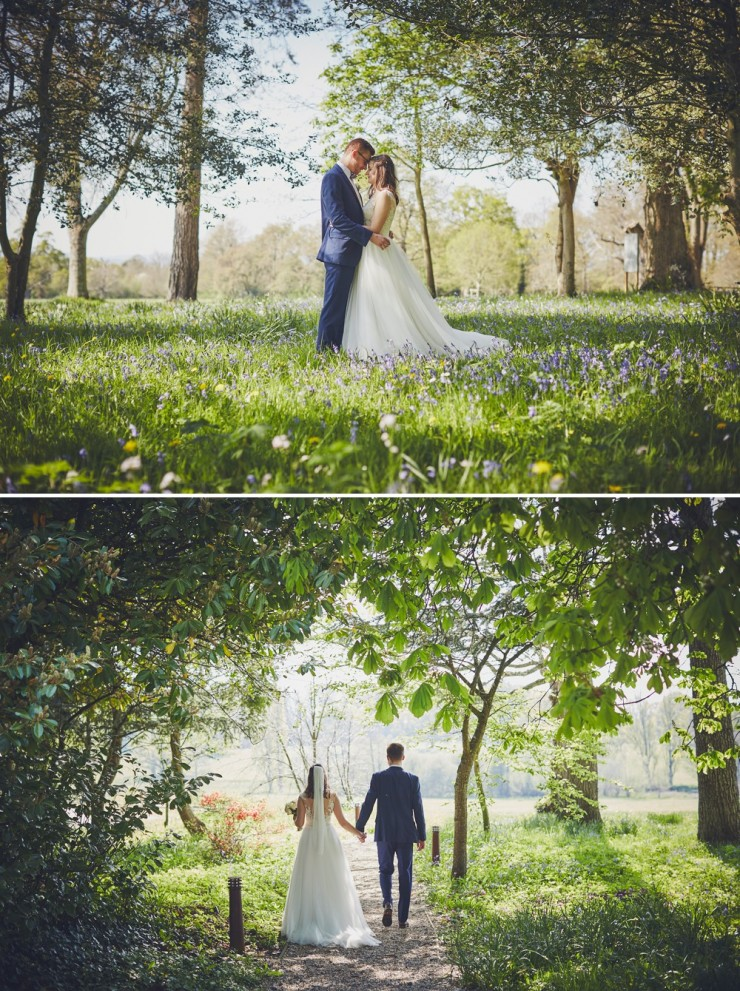 relaxed summer wedding photography at rockbeare manor in devon