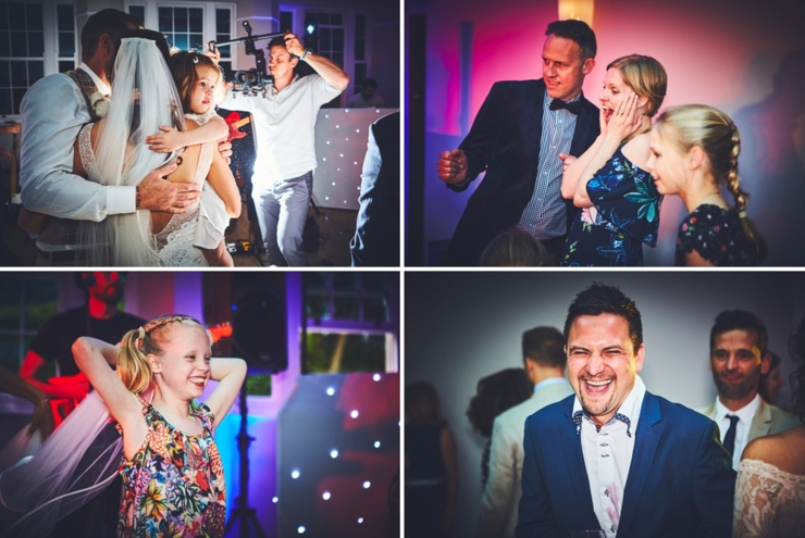 relaxed wedding photography at Rockbeare Manor wedding Devon