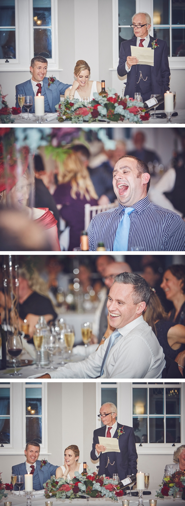 reportage photography at relaxed autumn wedding at Rockbeare Manor Devon