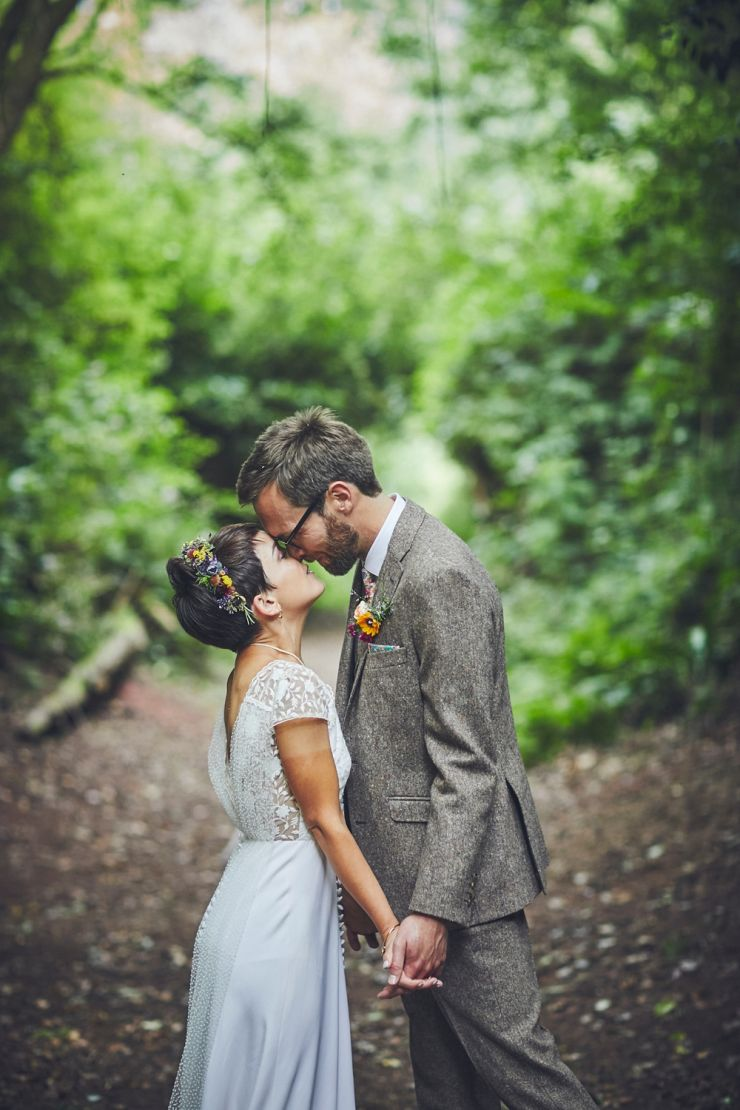 West Town Farm barn wedding photography devon